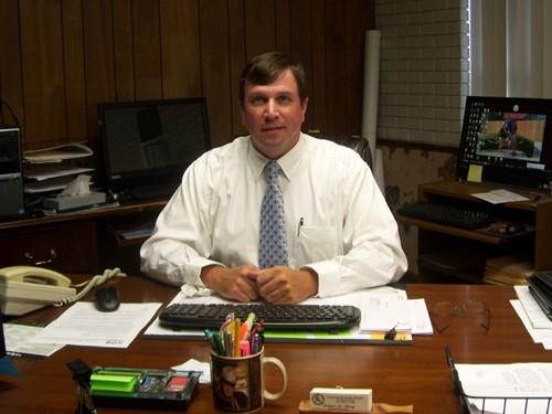 Superintendent Mr. Strong